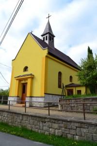 Kaple Panny Marie Lourdské v Petřkovicích