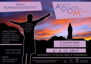 Adventní duchovní obnova pro mladé