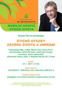 Přednáška - Marek Orko Vácha
